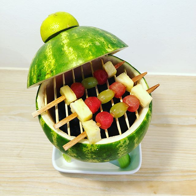 Frugtkreationer Frugtgrill Priser
