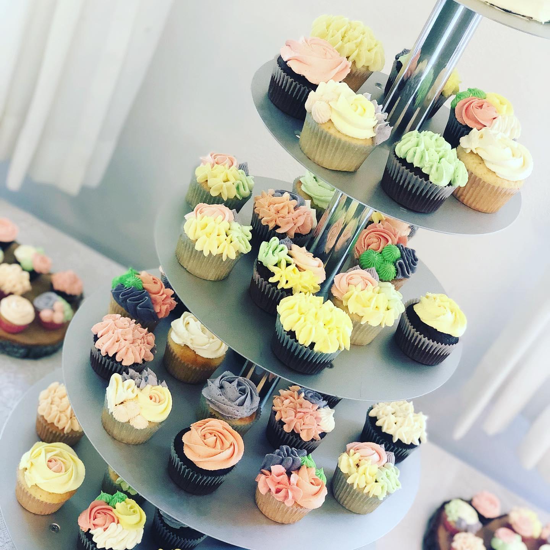 Cupcakes Bryllupscupcakes