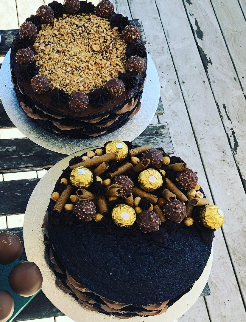 Ferrero Rocher kager