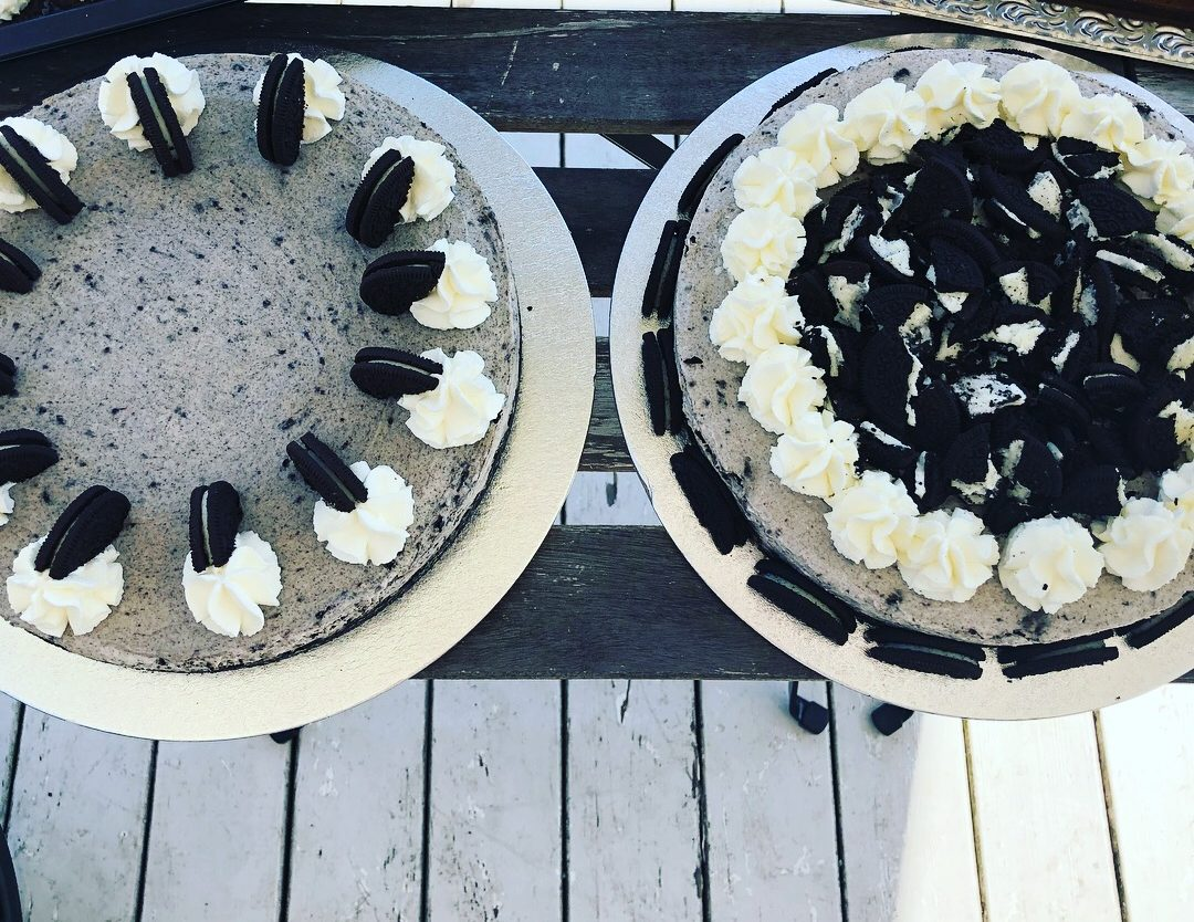 Oreo Cheesecake Opskrifter Cheesecakes