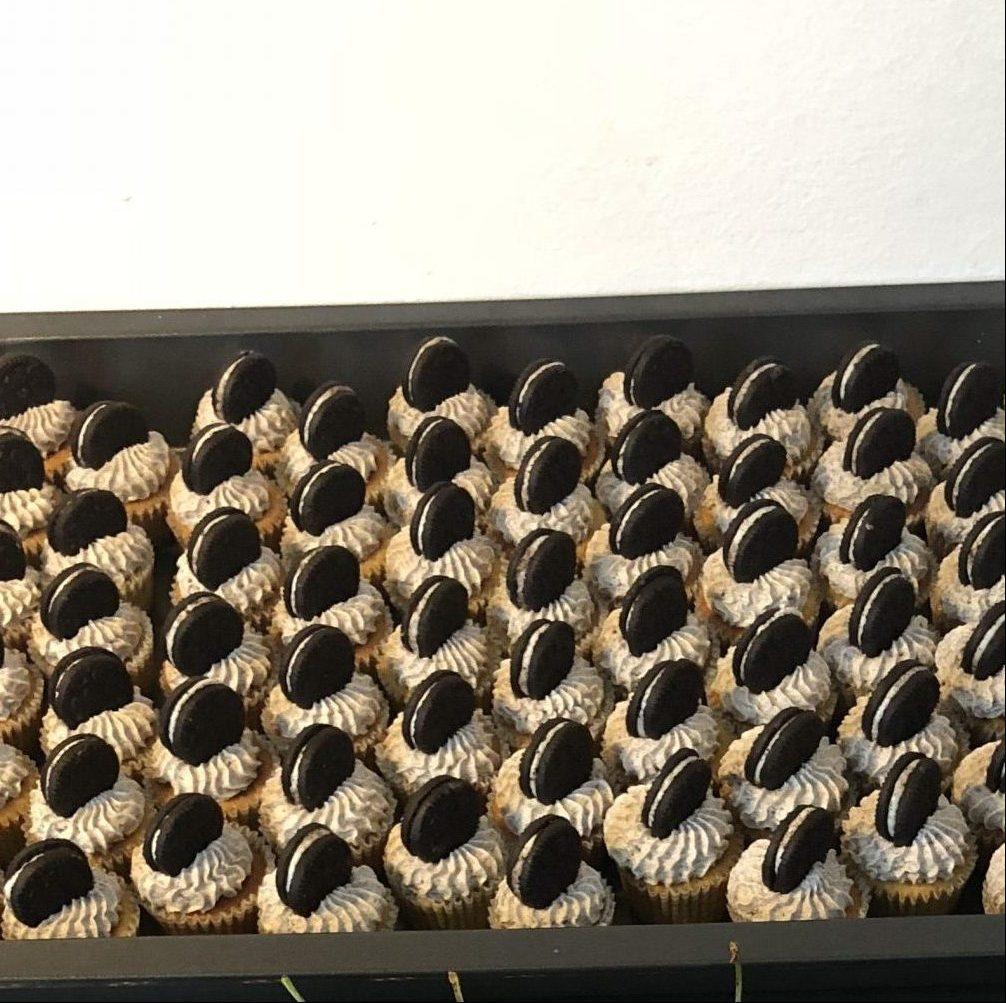 Cupcakes Oreocupcakes Oreo