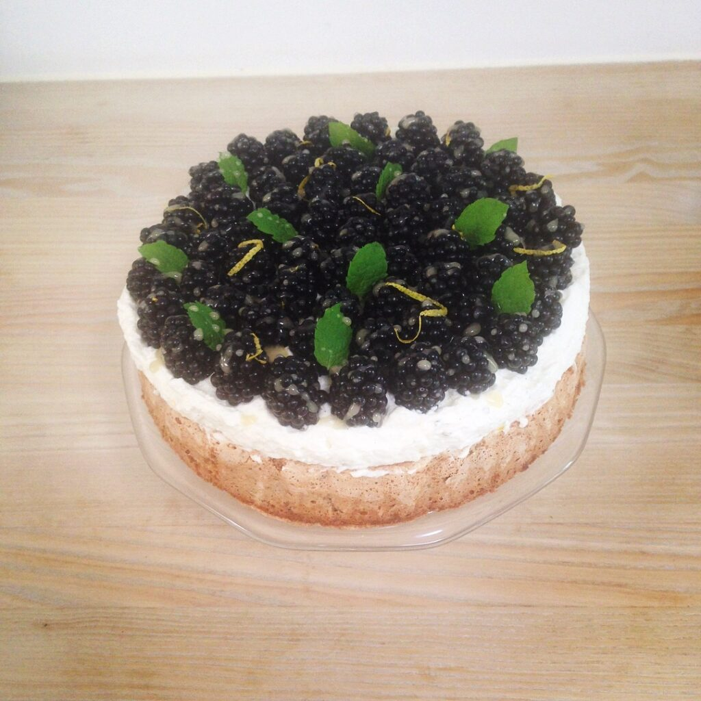 Cheesecake Moussekage
