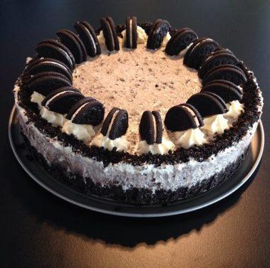 Cheesecake Oreo Oreocheesecake Opskrifter