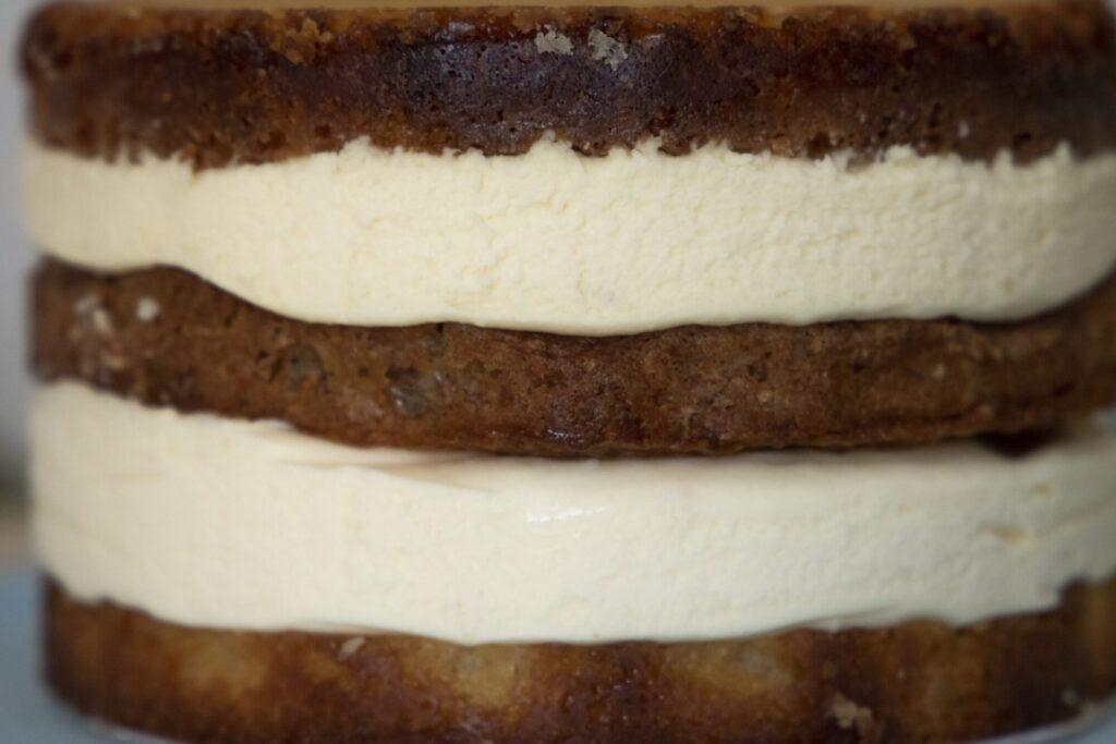 Naked cake bunde mousser Opskrifter