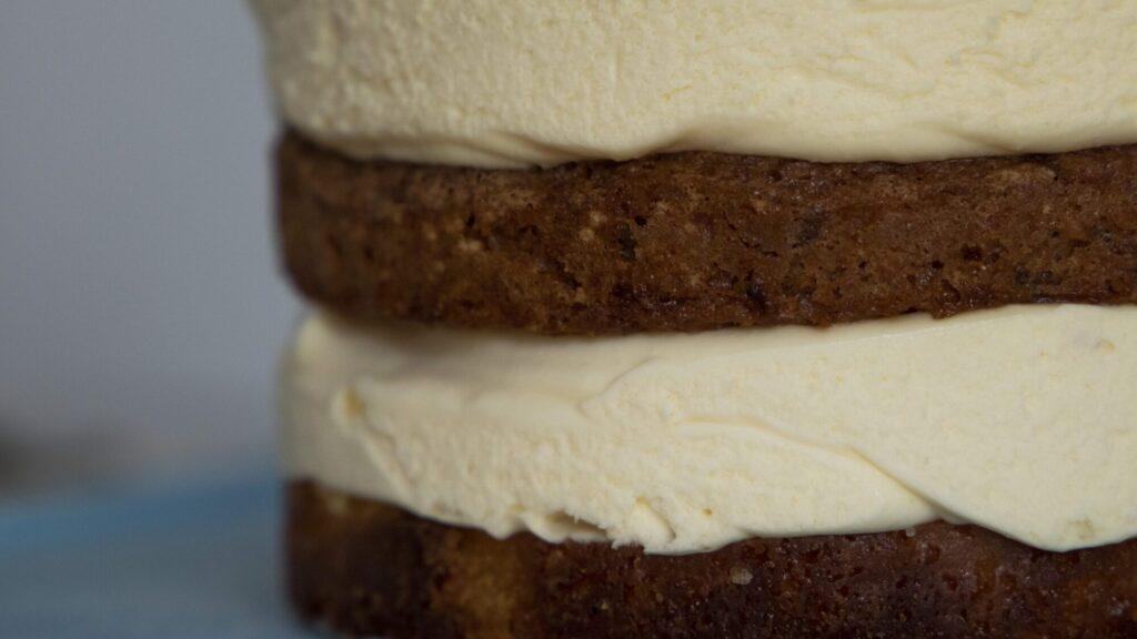 Naked cake bunde mousser Kager Kage Festkager Opskrifter Bestillingskager