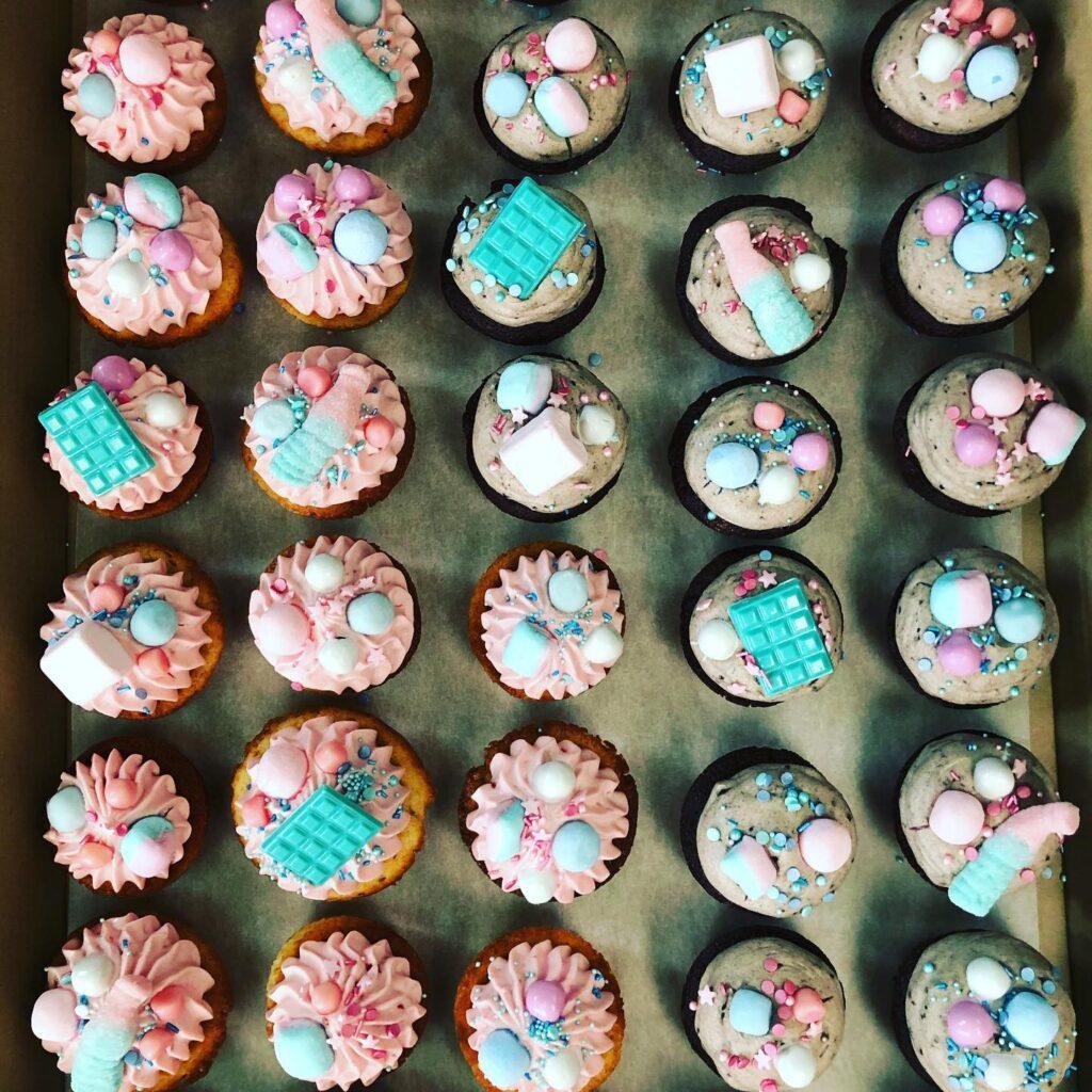 Cupcakes FAQ Café Kage Kaffe