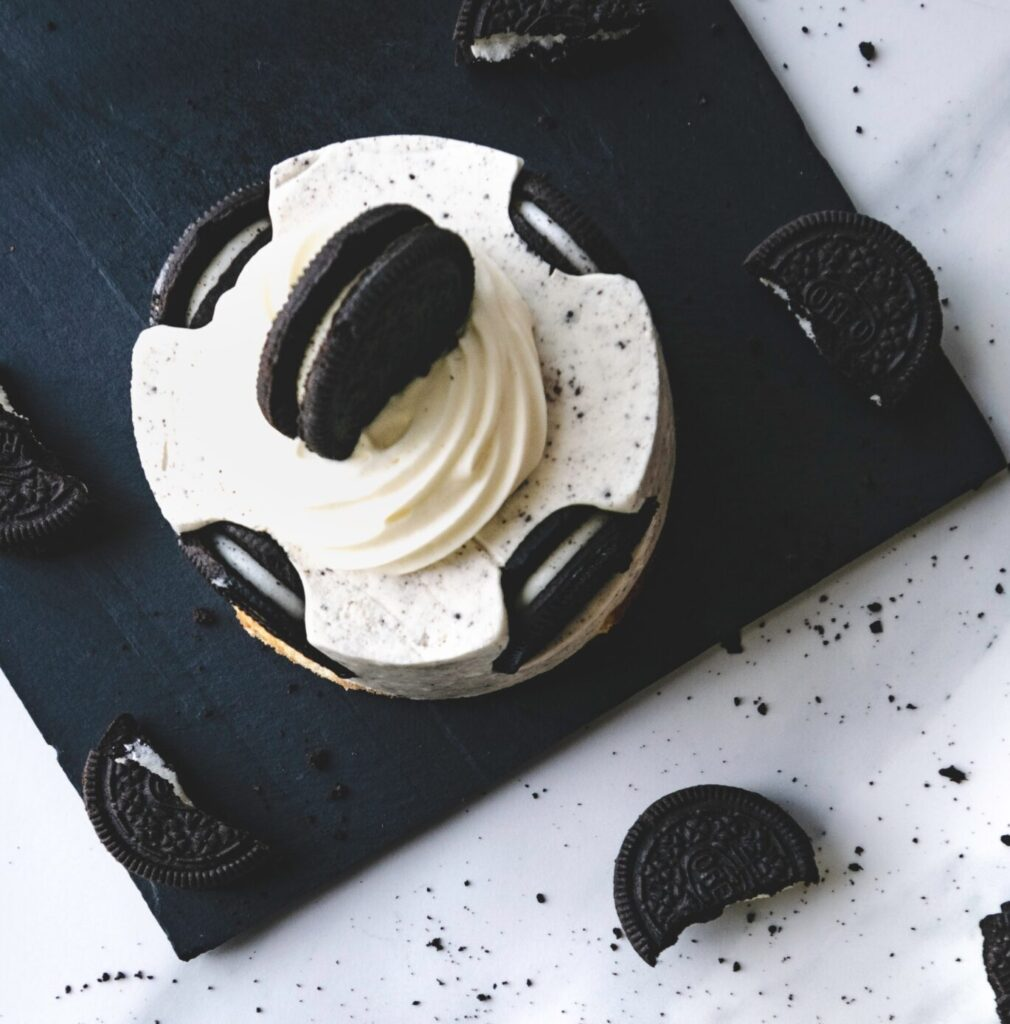 Oreo Cheesecake Opskrifter