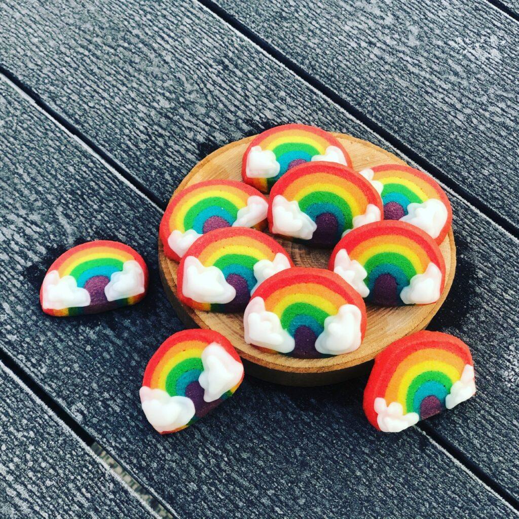 Det-blier-godt-igen-regnbue-småkager